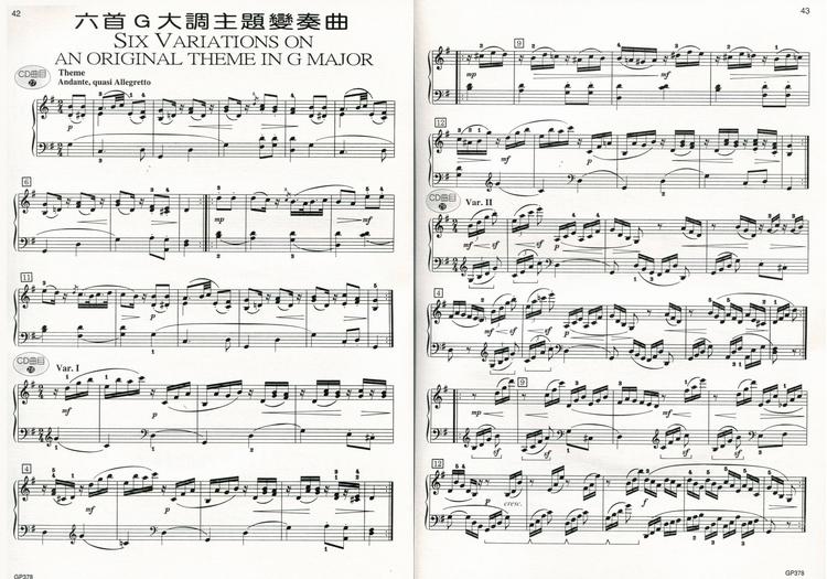 贝多芬经典钢琴曲:《致爱丽丝》(立体声) 视频数:16 总播放:237万